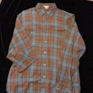 Other - Carbon 2 Colbalt mens flannel shirt